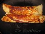 Поджарить с двух сторон на разогретой сковородке с достаточным количеством масла